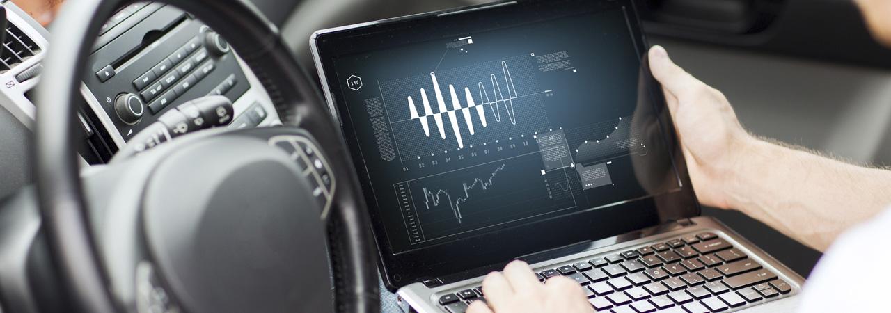Диагностика двигателя с помощью ноутбука своими руками